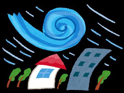 10/12(土)は台風の関係で11-16時の短縮営業