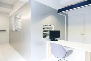 恵比寿店の調剤室