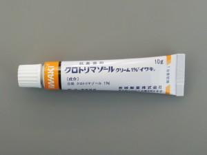 クロトリマゾールクリーム(エンペシド同成分)