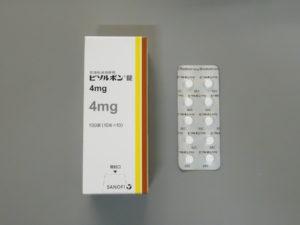 ビソルボン錠4mg