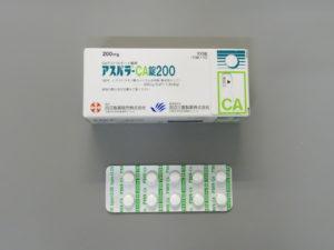 アスパラーCA錠200