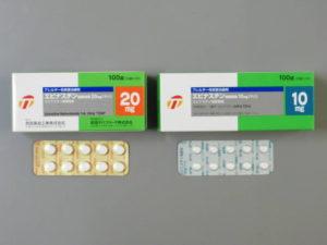 エピナスチン錠10mg/20mg「テバ」